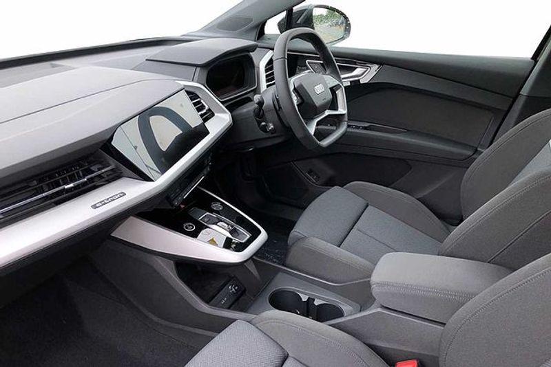 Audi Q4 125kW 35 55.52kWh Sport 5dr Auto