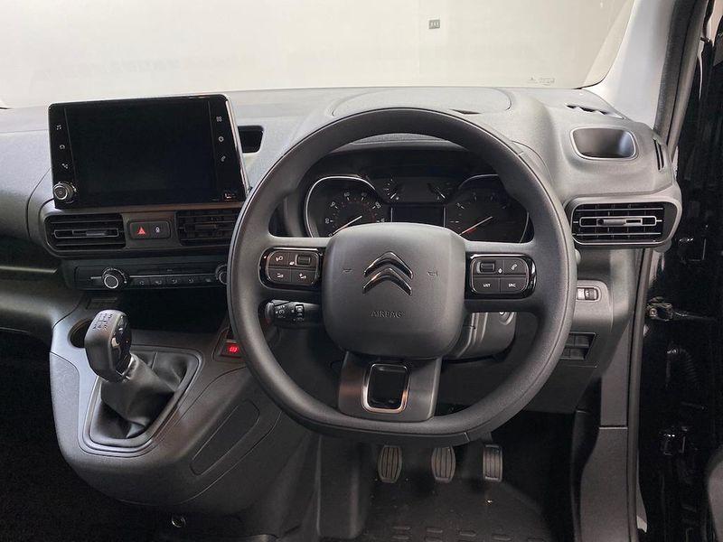 Citroen Berlingo 1.5 BlueHDi 1000Kg Driver Pro 100ps